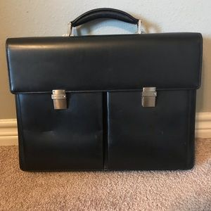Montblanc Authentic Leather Briefcase